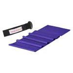 Fitnessstationen - Sanctband 2 m mit Türanker, extra stark, violett