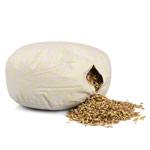 Meditationskissen - Meditationskissen mit Dinkelspelz, ø 40 cm