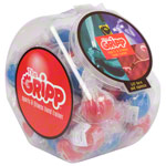 Anti-Stress Ball The Gripp II mit Gelf�llung, � 6 cm, 40er Set