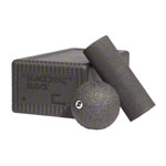 BLACKROLL Block-Set, 3-tlg., 1 Blackroll Block, 1 Blackroll Mini, 1 Blackroll Ball ø 8 cm