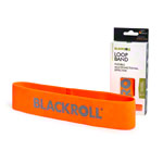 BLACKROLL Loop Band, 32x6 cm, leicht, orange