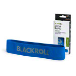 BLACKROLL Loop Band, 32x6 cm, stark, blau