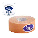 Cure Tape, 5 m x 2,5 cm, wasserfest, neutral