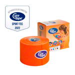 Cure Tape, 5 m x 5 cm, wasserfest, orange