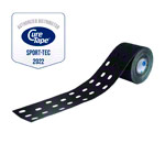 Cure Tape Punch, 5 m x 5 cm, schwarz