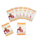 DVD Body Mind Improvement 2, 28 Tage Trainingsprogramme auf 6 DVDs