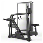 ERGO-FIT Back Pull 4000 med