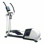 ERGO-FIT Ellipsentrainer Cross 4000 med
