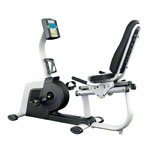 ERGO-FIT Recumbent 4000 med
