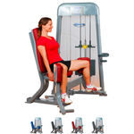 ERGO-FIT Trainingsgerät Abductor 4000 med