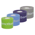 Flossband Level 1-4, 2m x 5 cm, 4er Set