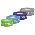 Flossband Level 1-4,2 m x 2,5 cm, 4er Set