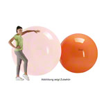 GYMNIC Megaball, Ø 150 cm, orange