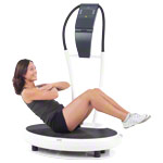 Gymna Vibrationsplatte fitvibe medical