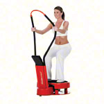 Gymna Vibrationsplatte fitvibe smart