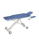 HWK Therapieliege Solid Osteo Electric 4-tlg., Breite: 80 cm