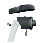 Horizontale Sattelverstellung f�r ERGO-FIT Cycle 4000