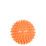 Igel-Ball, ø 6 cm, neon-orange, soft