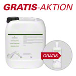 Massagelotion Neutral, Aktion: 5 l Kanister +1 l Flasche GRATIS