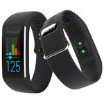 POLAR A360 Activity Tracker, Gr��e L, schwarz