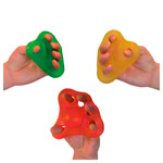 Power-Web Flex-Grip Handtrainer, 3er Set