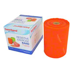 Sanctband �bungsband, 45 m x 15 cm, leicht, orange