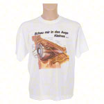 T-Shirt Auge, Gr. XL