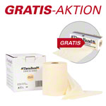 Thera-Band, Aktion: 45,5 m Rolle, extra leicht, beige + 5,5 m Rolle, extra leicht, beige GRATIS