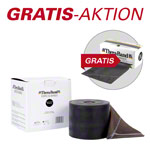 Thera-Band, Aktion: 45,5 m Rolle, spezial stark, schwarz + 5,5 m Rolle, spezial stark, schwarz GRATIS