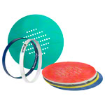 Thera-Band Handtrainer-Set, 6 Stärken