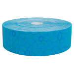 Thera-Band Kinesiology Tape XactStretch, 31,4 m x 5 cm, blau/blau
