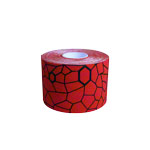Thera-Band Kinesiology Tape XactStretch, 5 m x 5 cm, rot/schwarz