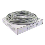 Thera-Band Tubing, 7,5 m, super stark, silber