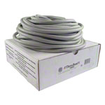 Thera-Band Tubing, 30,5 m, super stark, silber