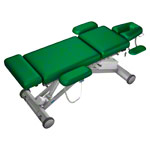 Therapieliege Solid A6 Dynamic nach Dr. Ackermann, 195x52x46-96 cm