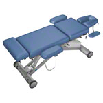 Therapieliege Solid A8 Dynamic nach Dr. Ackermann, 195x52x46-96 cm