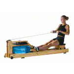 WaterRower Ruderger�t Esche, natur, inkl. S4 Monitor