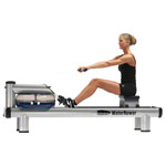 WaterRower Rudergerät M1 HiRise, Metall, inkl. S4 Monitor