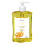 cosiMed Massageöl Orange mit Druckspender, 500 ml