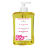 cosiMed Wellness-Massage�l Rose mit Druckspender, 500 ml