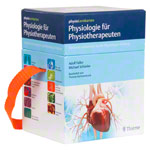 physioLernkarten - Physiologie für Physiotherapeuten, 415 Karten