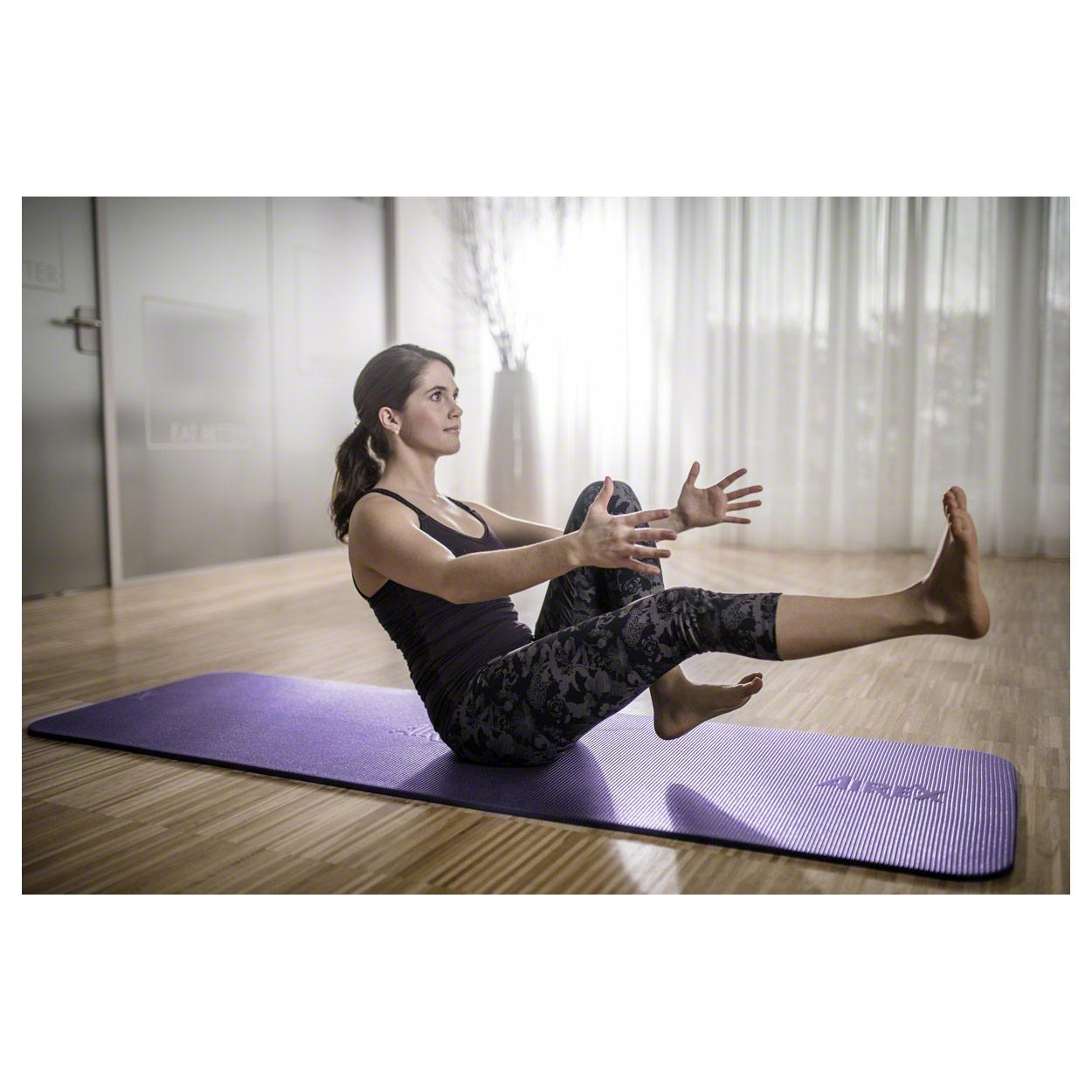 AIREX Pilates & Yogamatte Yogamatte Yogamatte 190 Pilatesmatte Gymnastikmatte Turnmatte Fitnessmatte 0a0ba8