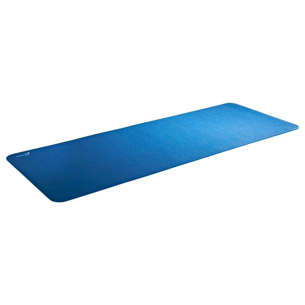 AIREX CALYANA Prime Sportmatte, Sportmatte, Sportmatte, Pilatesmatte, Turnmatte, Fitnessmatte, Blau deba5b