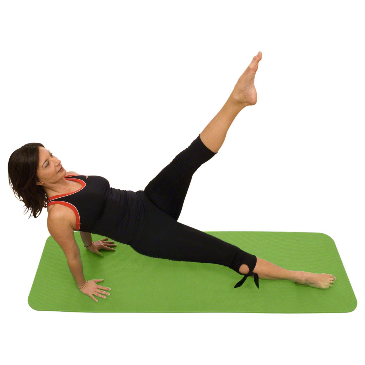 AIREX-Gymnastikmatte-Fitline-140-Sportmatte-Pilatesmatte-Turnmatte-Fitnessmatte Indexbild 7