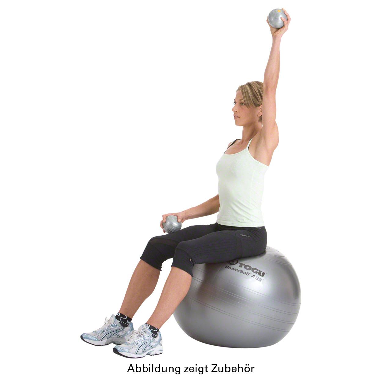 TOGU Stonie Hantelball Toning Ball Gewichtsball Krafttraining