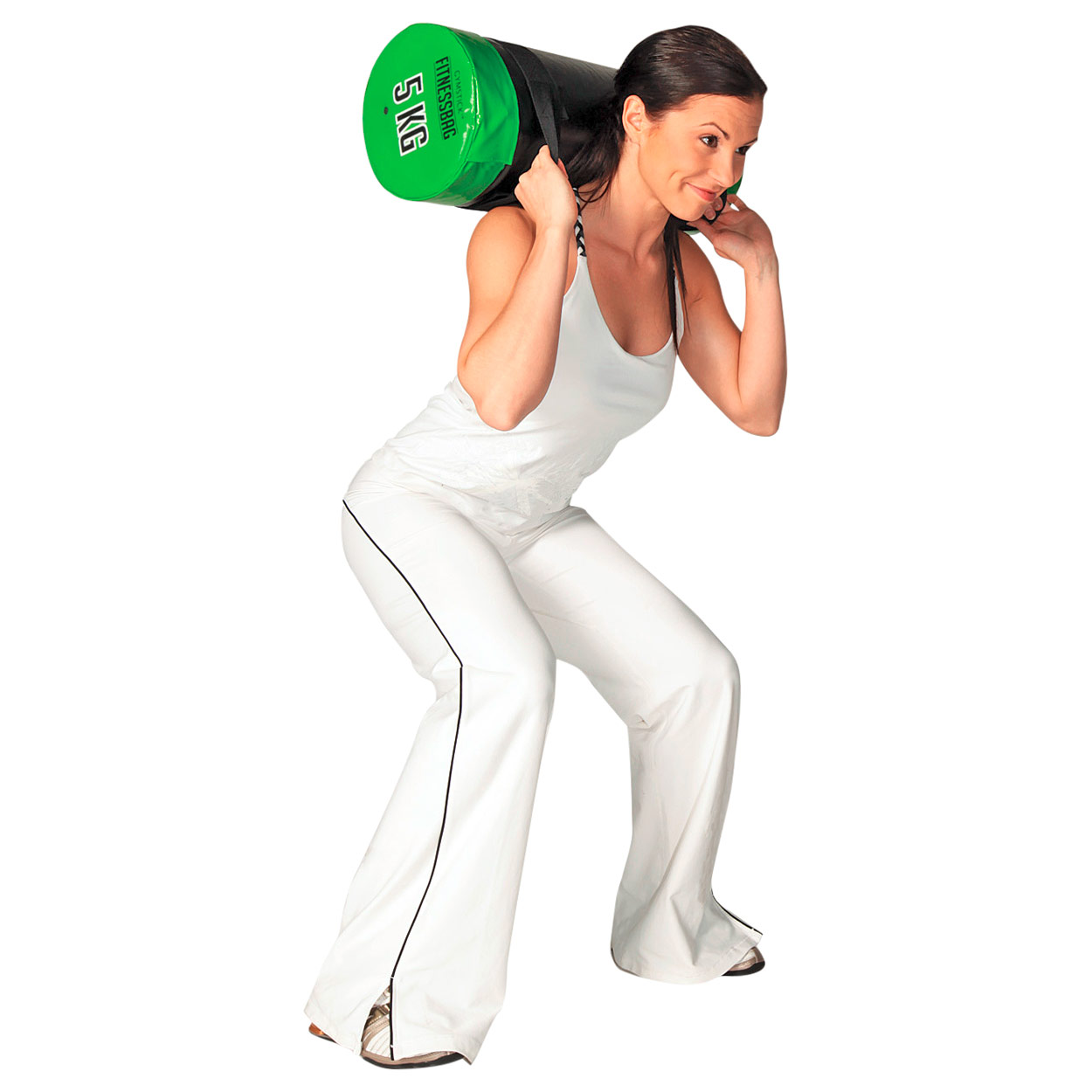 Gymstick Fitnessbag Gewichtssack Fitness Ausdauer Training Sack Back