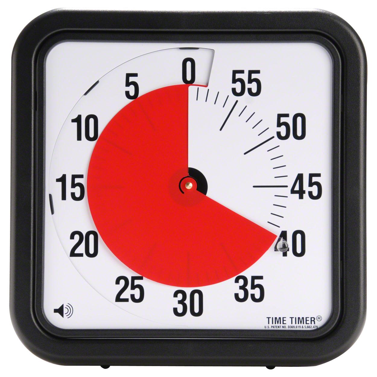 Time Timer Plus Tischuhr Kurzzeitwecker Küchenwecker