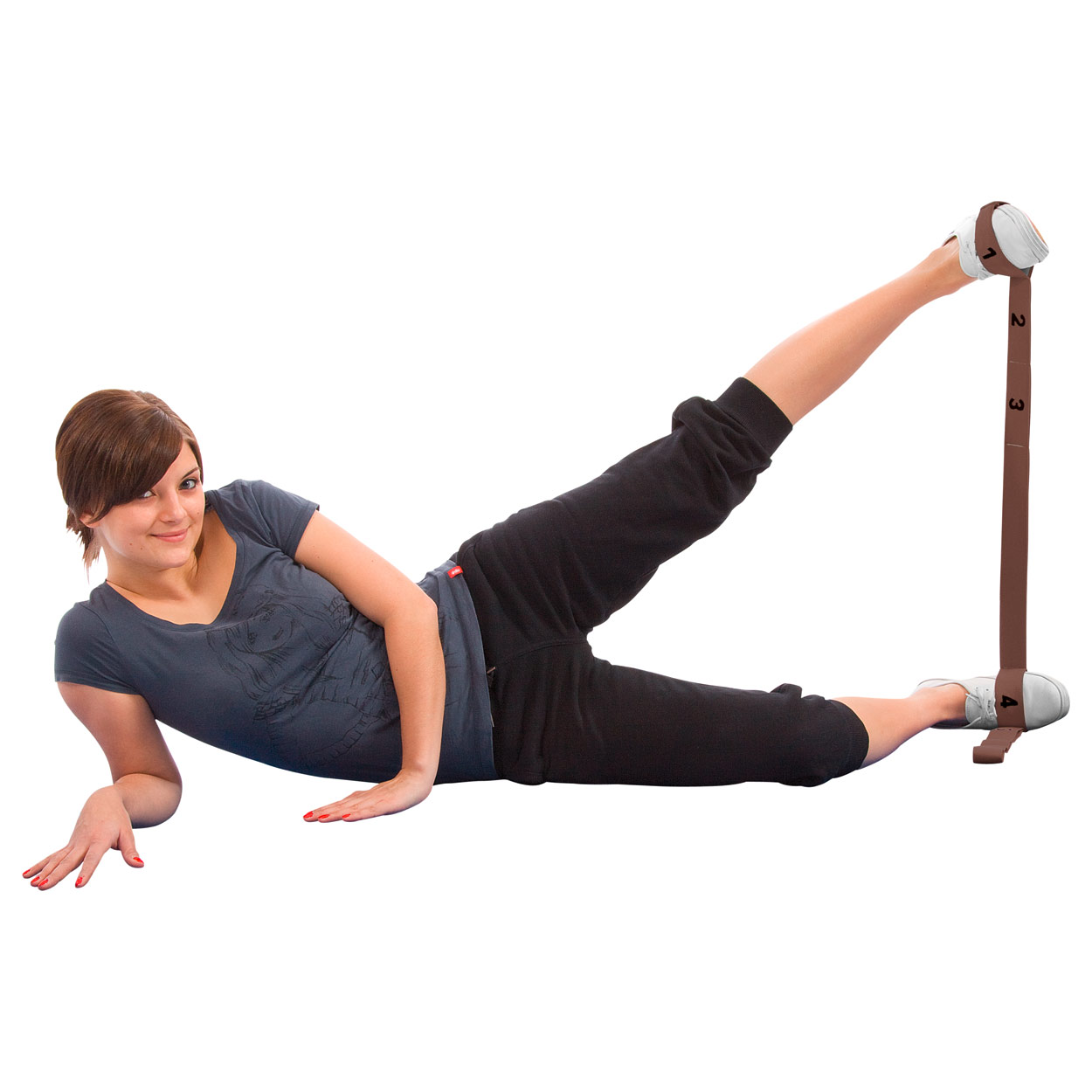 Cimax 6 Übungsband Widerstandsband Gymnastikband Fitnessband