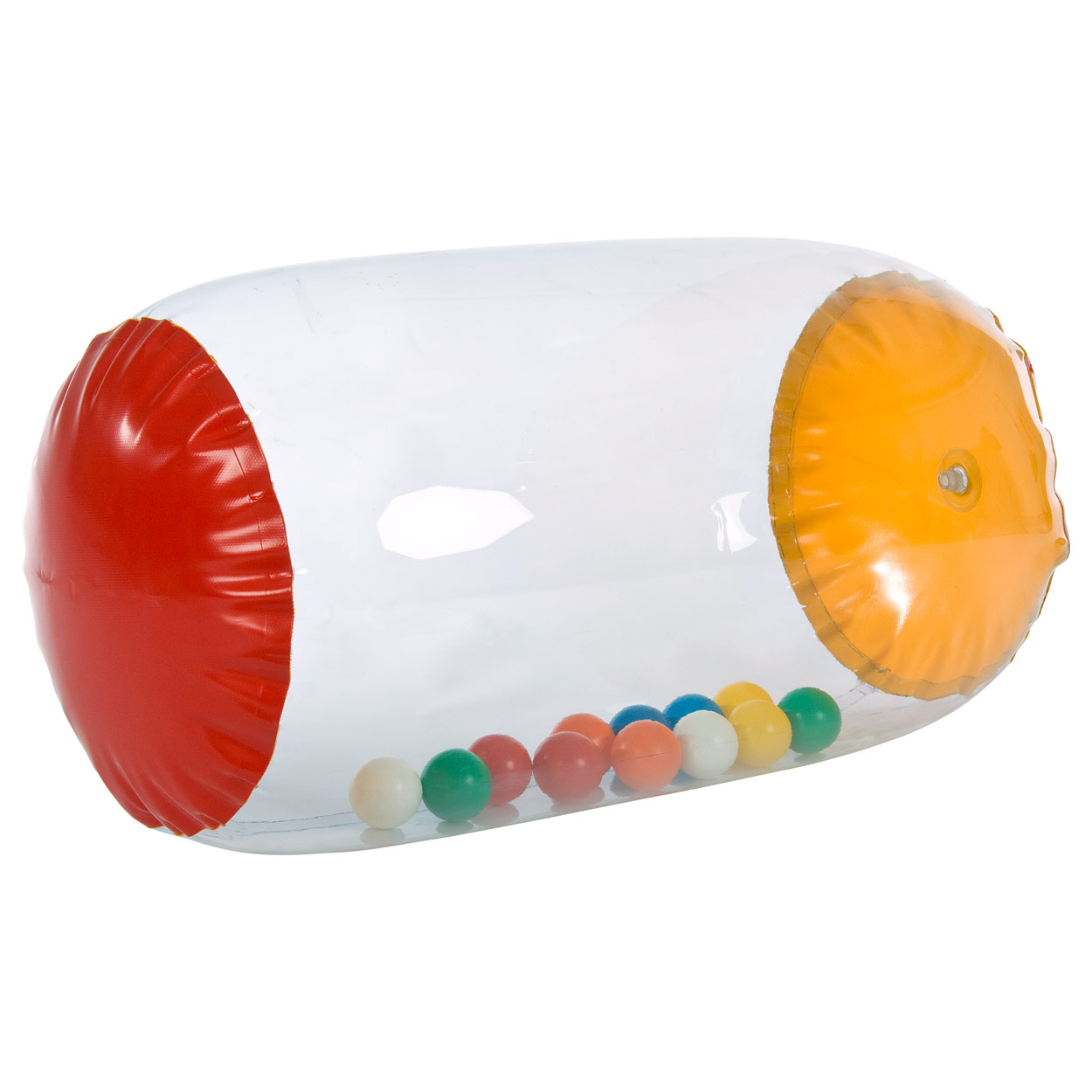 Bälle Therapierolle aufblasbare Spiel Rolle Spielzeug gefüllt mit Bällen