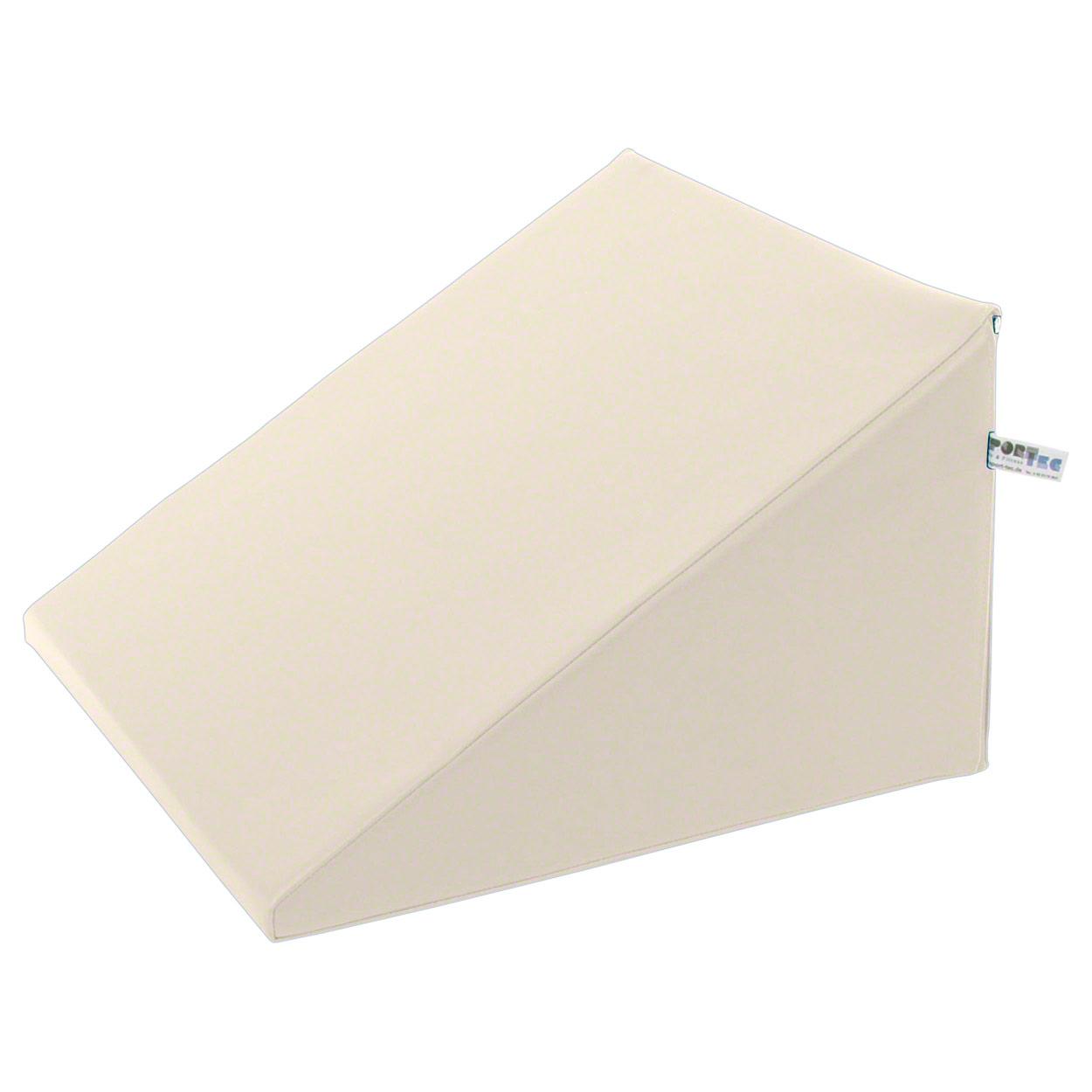 lagerungskeil lagerungskissen kopfkeil bettkeil mit kunstlederbezug 50x50 cm ebay. Black Bedroom Furniture Sets. Home Design Ideas